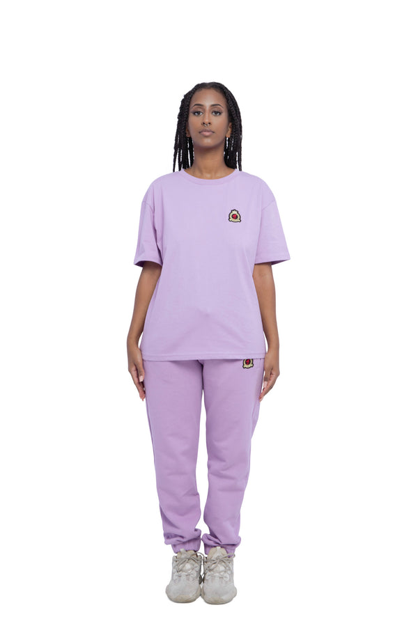 Benjart For Her - lounge jogger - Light Purple