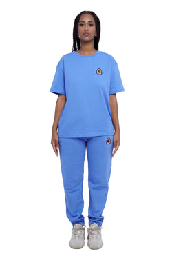 Benjart For Her - lounge Jogger - Blue