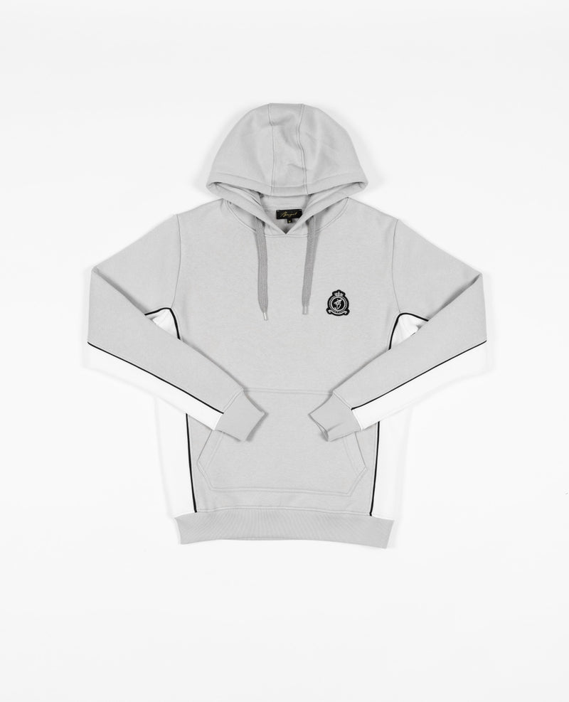 Benjart HRH Chrome contrast Tracktop  - Ice Grey