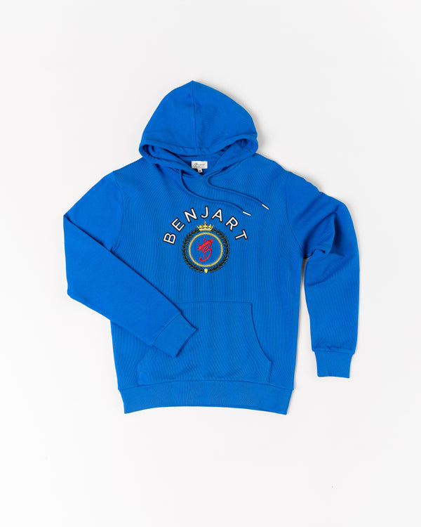 Benjart Regal pullover - Royal blue