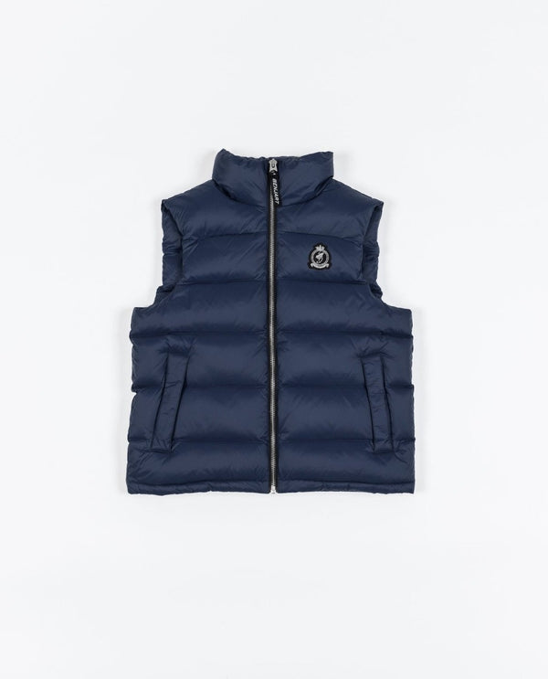 Benjart Hrh Gilet - Chrome Edition (NAVY BLUE)