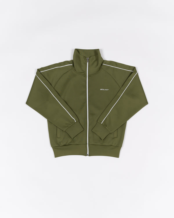 Benjart For Her - Racer tracktop - green