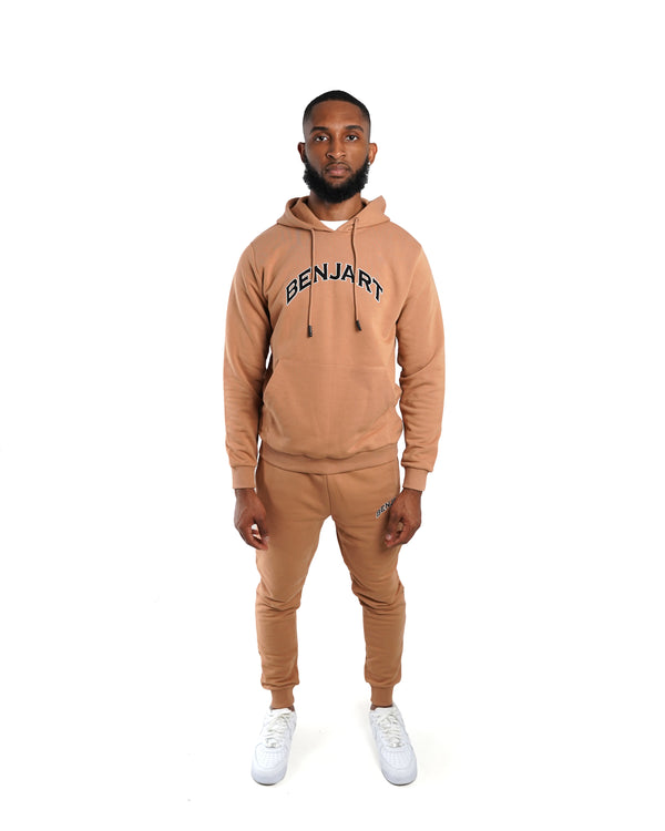Benjart Arched Phantom Pullover - Tan PREORDER