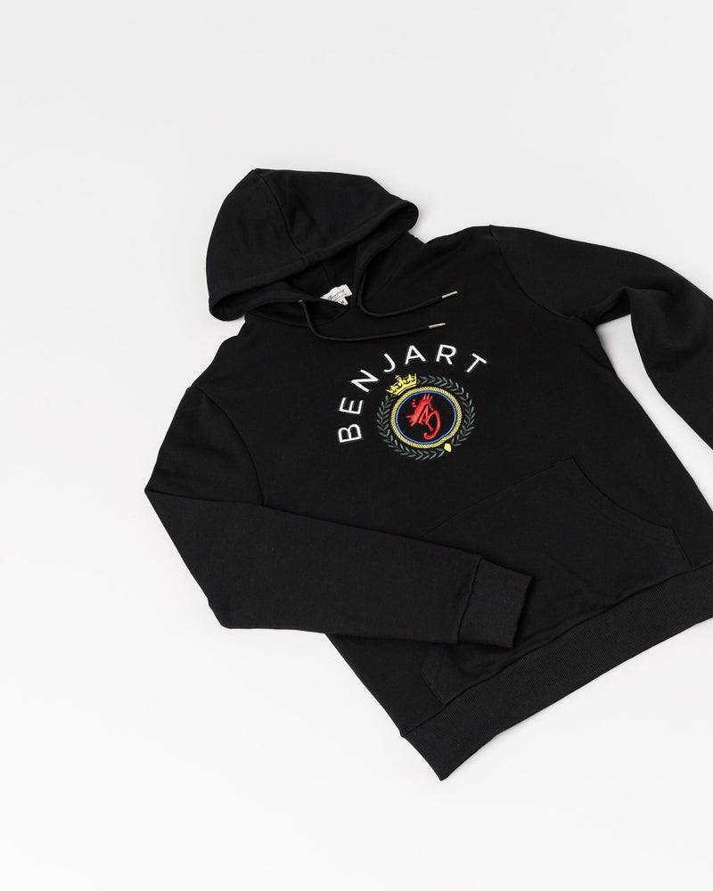 Benjart Regal pullover - Black