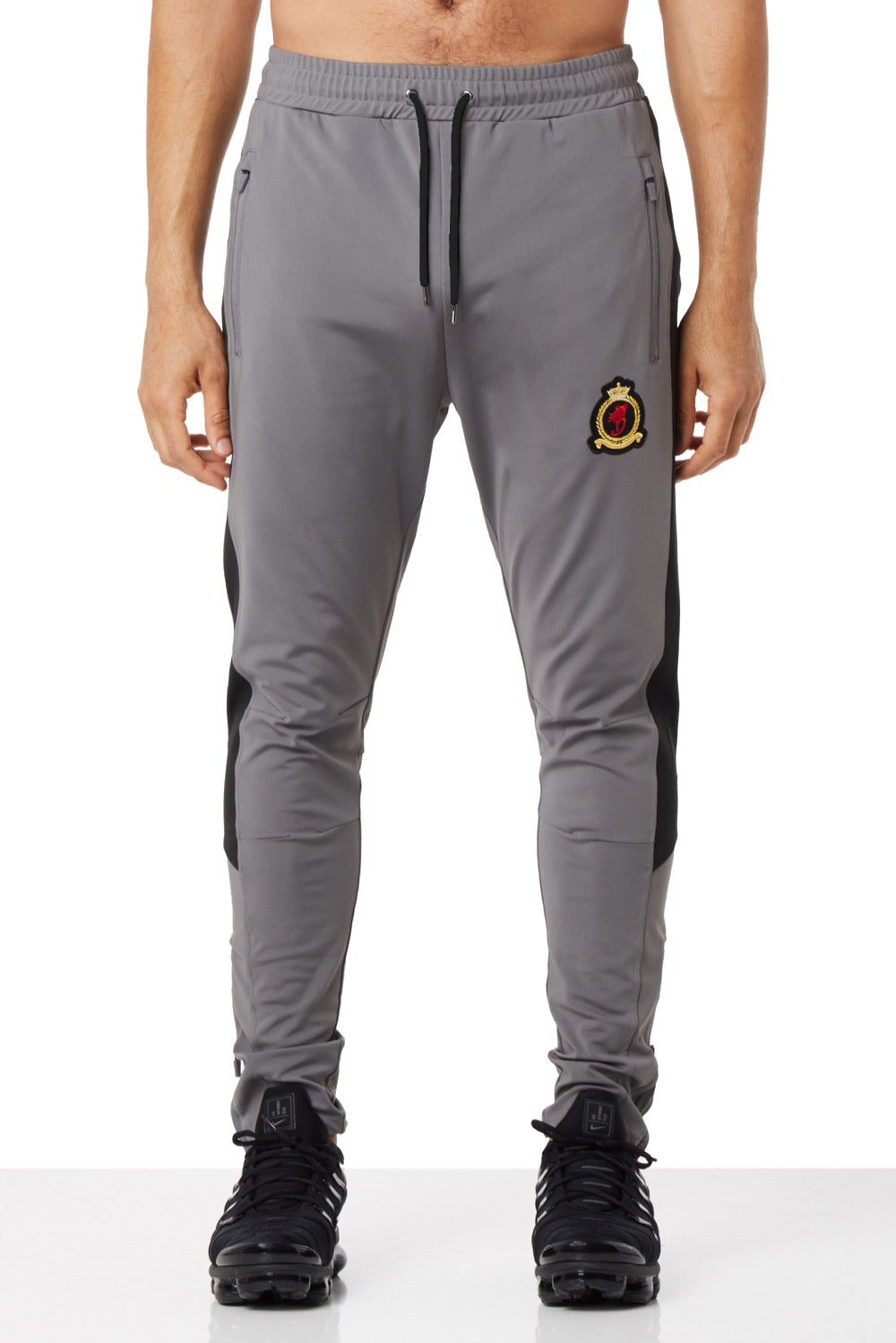 Benjart Sport Phantom Grey Track Bottoms
