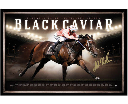 Product Trial - Black Caviar