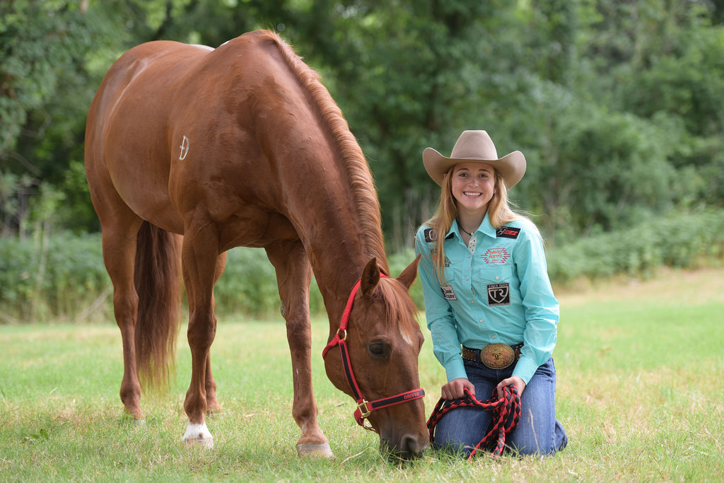 Jennifer and Jordan Driver - Mother/Daughter team qualifies for The American Rodeo Semi-Finals