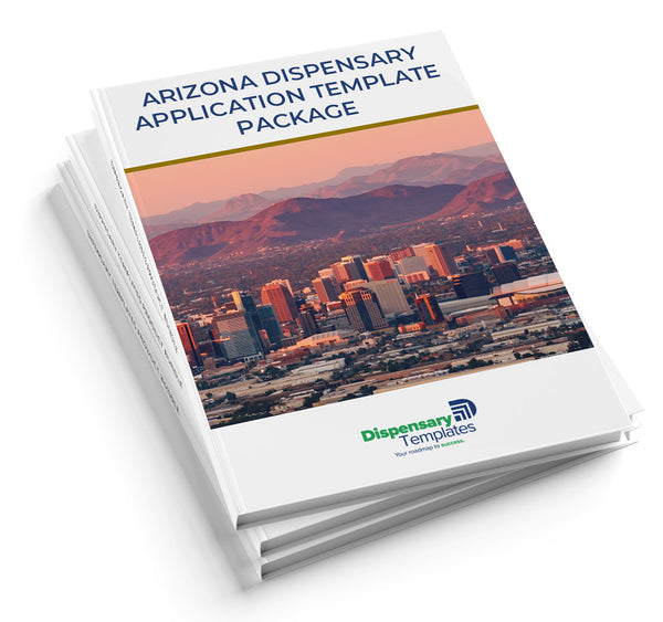 Arizona Dispensary Application Template Package