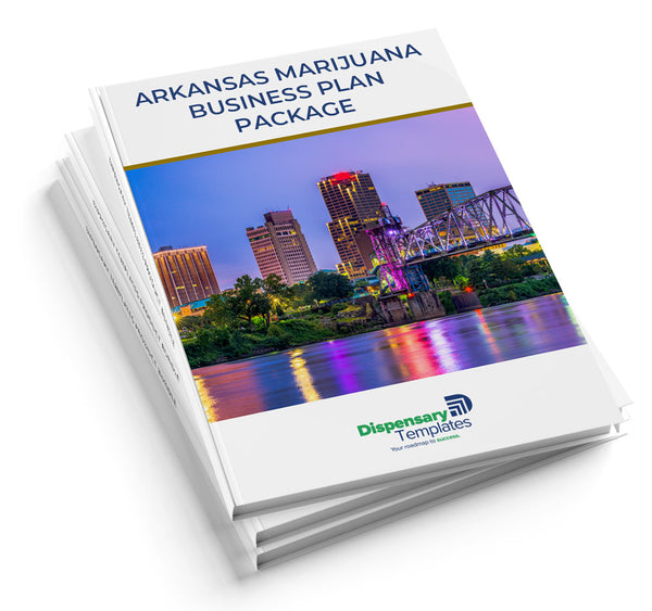 Arkansas Marijuana Business Plan Template Package