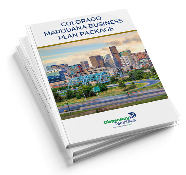 Colorado Marijuana Business Plan Package