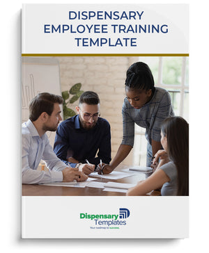Dispensary Employee Training Template