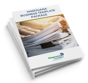 Marijuana Business Template Package
