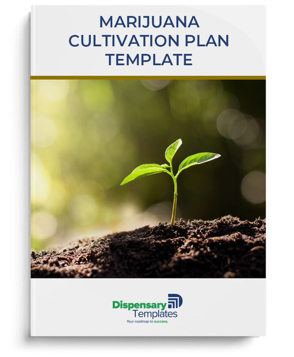 Marijuana Cultivation Plan Template