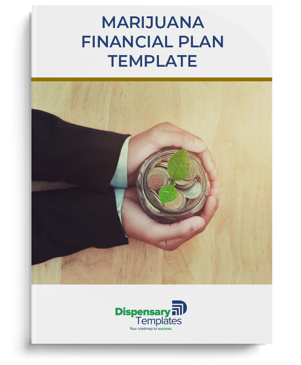 Dispensary Only Financial Plan Template