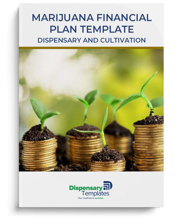 Financial Dispensary and Cultivation Plan Template