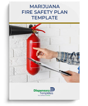 Marijuana Fire Safety Plan Template