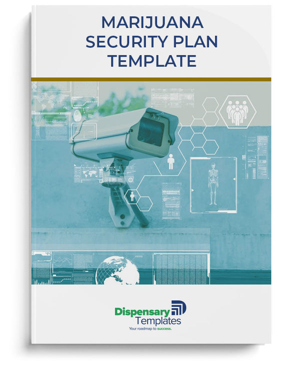 Marijuana Security Plan Template
