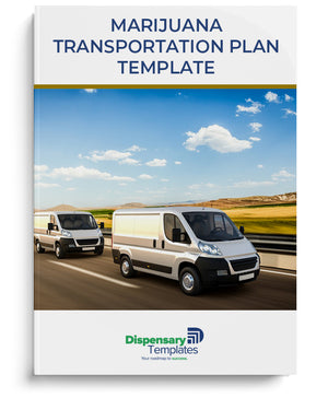 Marijuana Transportation Plan Template