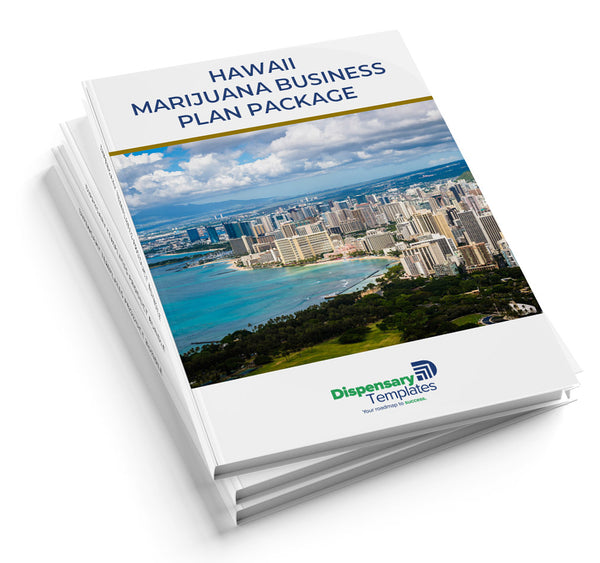 Hawaii Marijuana Business Plan Package