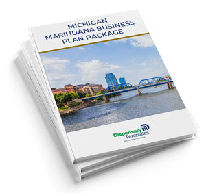 Michigan Marihuana State License Application Template Package