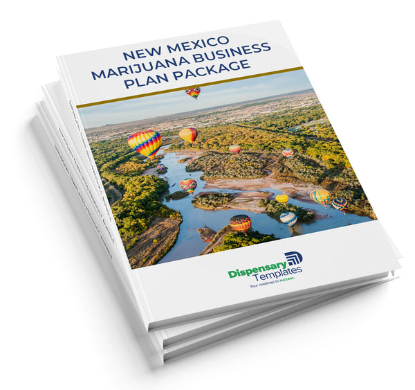 New Mexico Marijuana Business Plan Package