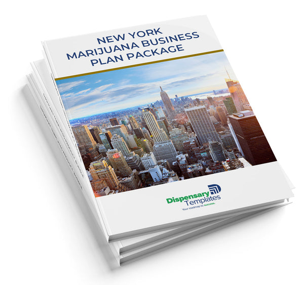 New York Marijuana Business Plan Package