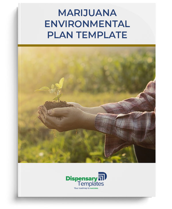 Marijuana Environmental Plan Template