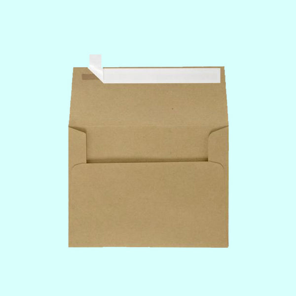 A2 Envelopes - Set of 25 - Kraft - Beetle Ink Co.
