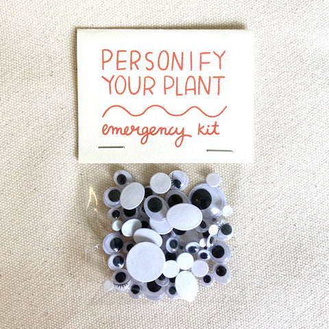 Personify Your Plant Emergency Kit - Beetle Ink Co.