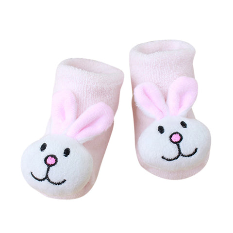 Baby Anti-Slip Warm Slipper Boots