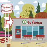 Calgary - My Favourite Ice Cream Shoppe