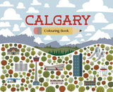 *Preorder* Calgary: Colouring Book - Book - Snow Alligator by Jason Blower