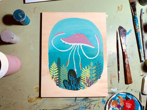 Jelly fish original