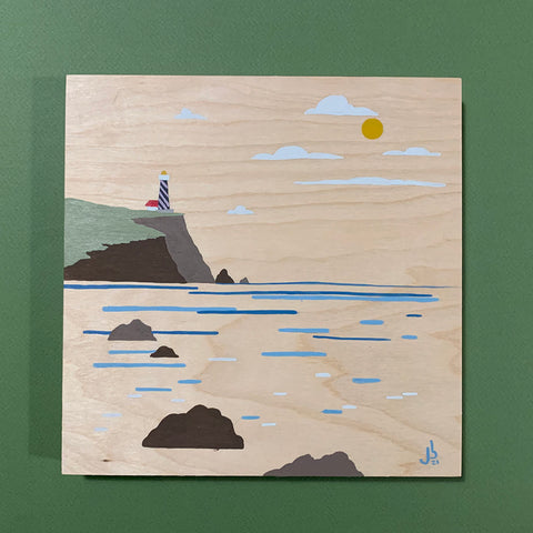 Mini Painting : Lighthouse Sentinal