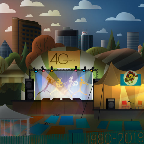 2019 Edmonton Folkfest - 40 years together
