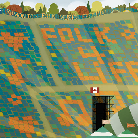 2018 Edmonton Folkfest - Folk for life