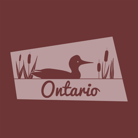 Provincial - Ontario - Art Print - Snow Alligator by Jason Blower