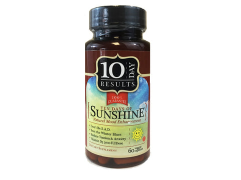 10 Day Results | Sunshine