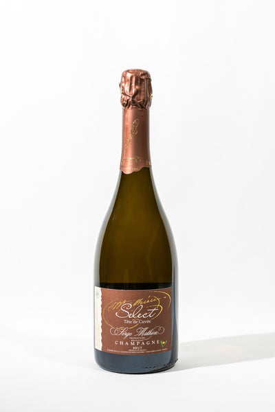 Serge Mathieu Champagne Tradition Brut