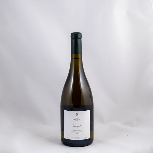 2014 Girard VC Private Label Chardonnay