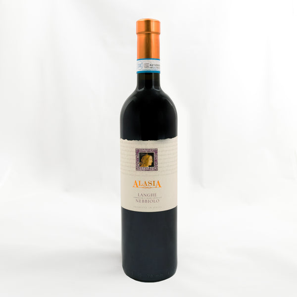 2015 Alasia Langhe Nebbiolo DOC