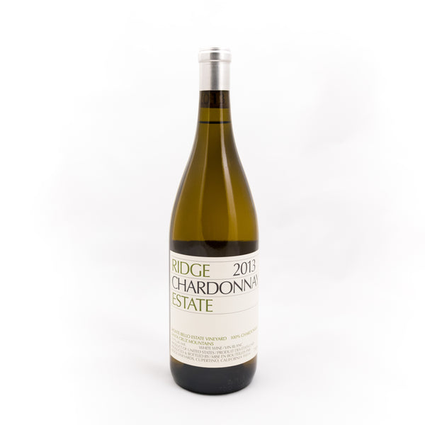 2013 Ridge Estate Chardonnay
