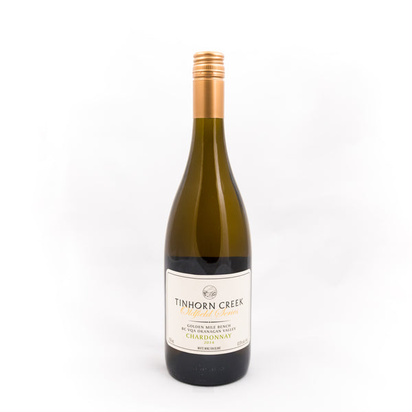 2014 Tinhorn Creek 'Oldfield Series' Golden Mile Bench Chardonnay
