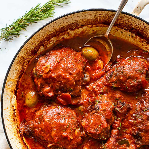 Chicken 'Cacciatore' Dinner for Two