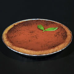 Vegan Chocolate Praline Tart