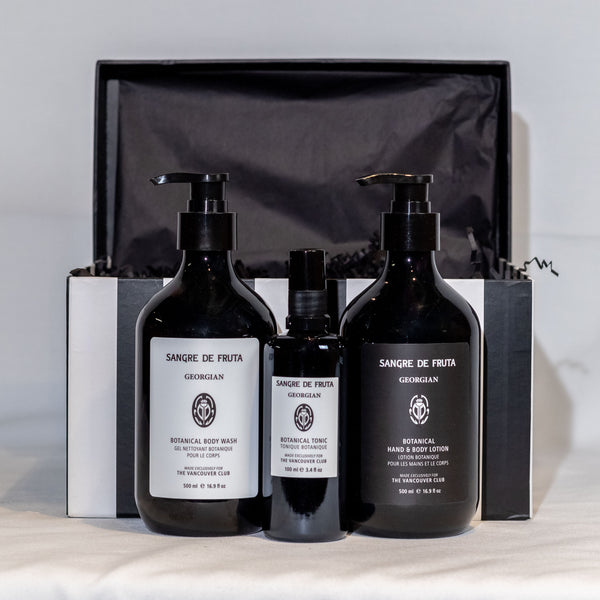 Sangre de Fruta 'Georgian' Body Products Gift Set