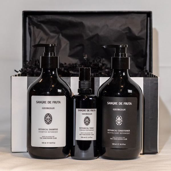 Sangre de Fruta 'Georgian' Hair Care Gift Set