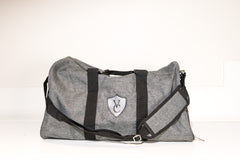 Heather-Grey Duffle Bag