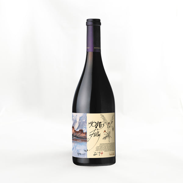 2014 Montes Folly Syrah