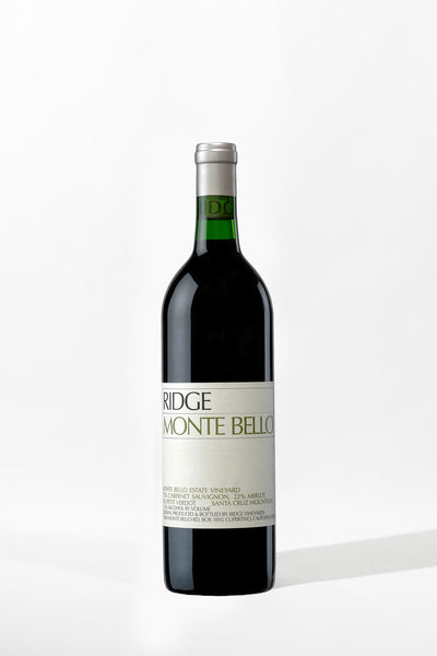 2014 Ridge Monte Bello